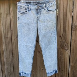 Kut From The Kloth - Acid Wash Skinny Jeans